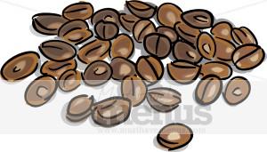 Coffee Beans Clipart   Coffee Clipart