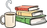 Bookstore Cafe Clipart