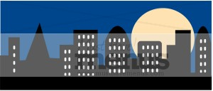 City Skyline Clipart