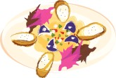 Clams Casino Clipart
