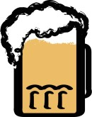 Foaming Beer Mug Clipart