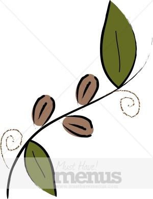 Coffee Vine Clipart