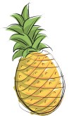 Pineapple Icon
