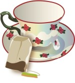 Tea Set Clipart