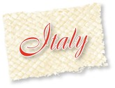Country Italy on Woven Mat