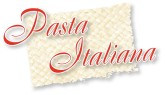 Italian Pasta Wording with Mat