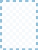 Blue Checkerboard Backdrop with Text Area