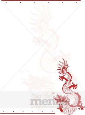 Red Dragon Detail Blan...