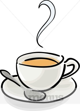 Coffee Service Clipart