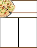 Pizza Pie Page Background