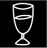Water Glass Clipart