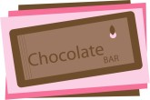 Chocolate Bar Clipart