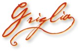 Handwritten Griglia Wordart