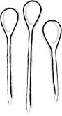 Wooden Spoons Clipart
