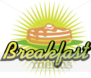 Pancake Breakfast Clipart | Breakfast Clipart