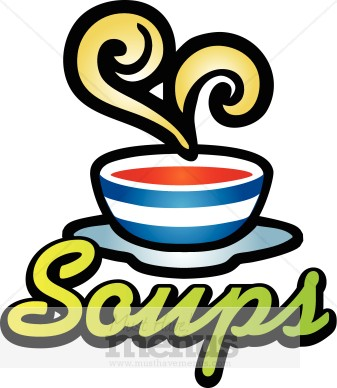 Soup Icon Clipart Lunch Clipart