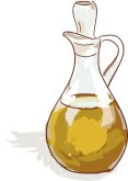 Extra Virgin Olive Oil Clipart