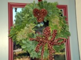 Xmas Wreath Detail