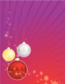 Sparkle Ornament Background