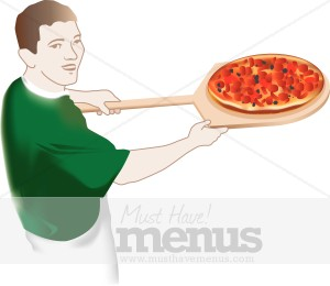 Pizza Joint Clipart