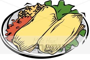 Tamale Clipart | Taco Clipart