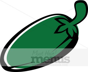 Jalapeno Clipart