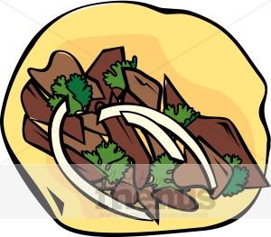 Carnitas Clipart Taco Clipart