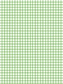 Green Gingham Checks