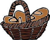 Bread Basket Clipart