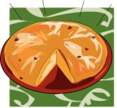 Coffee Cake Clipart