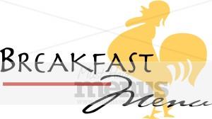 Menu Templates Restaurant Menu Graphics Breakfast Clipart