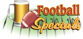 Football Specials Word Art