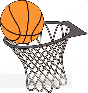 basketball hoop clipart sports clipart rh musthavemenus com basketball going into hoop clipart basketball hoop clipart png