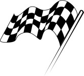 Racing Flag Clipart