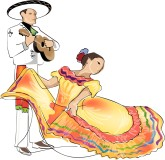 Mexican Dance Clipart