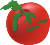 Michigan Produce Clipart