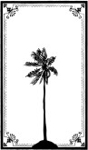 Tropical Palm Silhouette