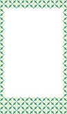 Green Cross Stitch