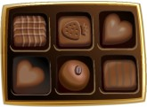 Chocolates Box Clipart