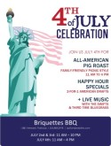 BBQ 4th of July Flyer