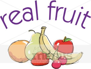 Real Fruit Icon