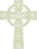 Celtic Heart Cross