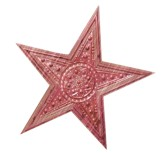 Red Star Badge