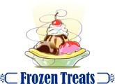 Frozen Treats Banana Split