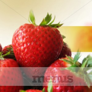 Strawberry Email Graphic