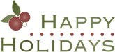 Happy Holidays Greeting