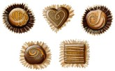 Chocolates Clipart