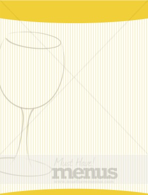 Golden Wine Clipart