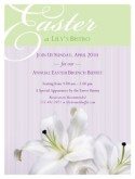 Easter Buffet Flyer
