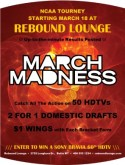 March Madness Flier